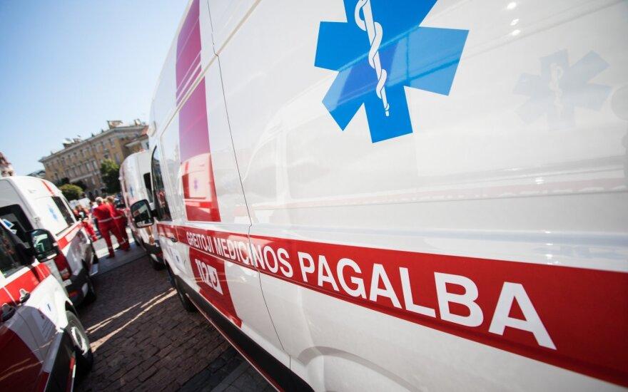 В Таураге коронавирус установили у работника скорой помощи