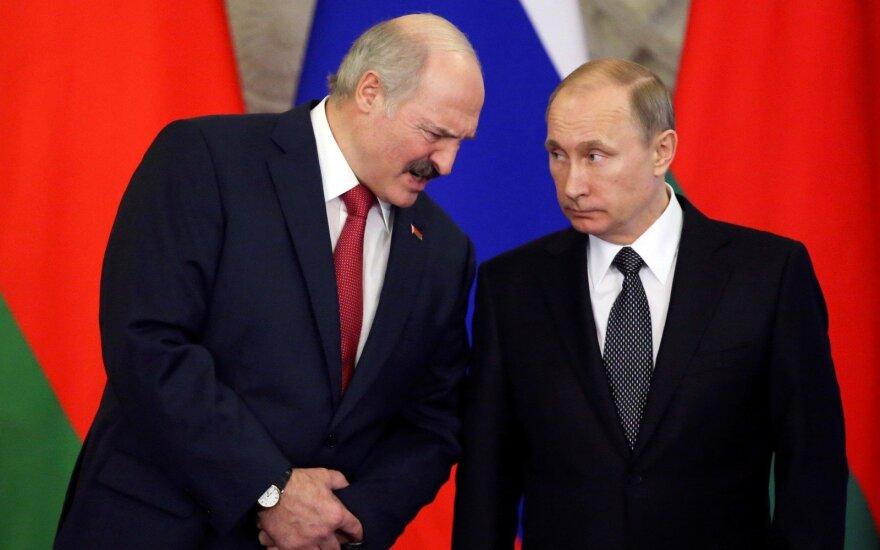 Путин о БелАЭС: Себе в ущерб делаем