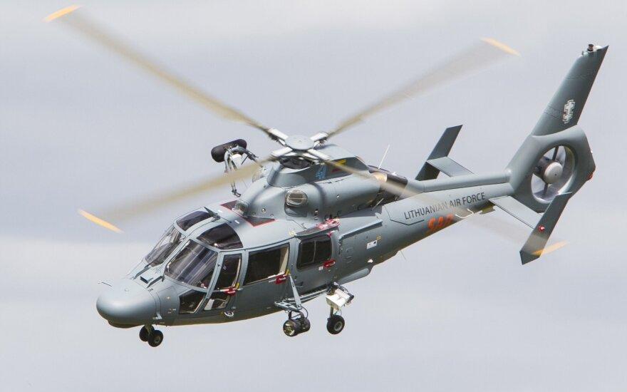 Пропал летевший в Ниду парапланерист, детали параплана обнаружены в России