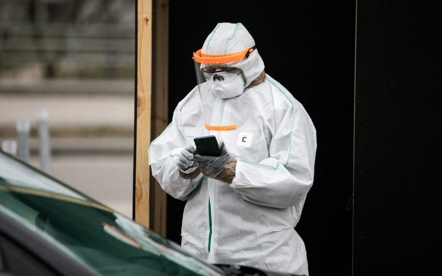 В Литве 12 новыx случаев заболевания коронавирусом