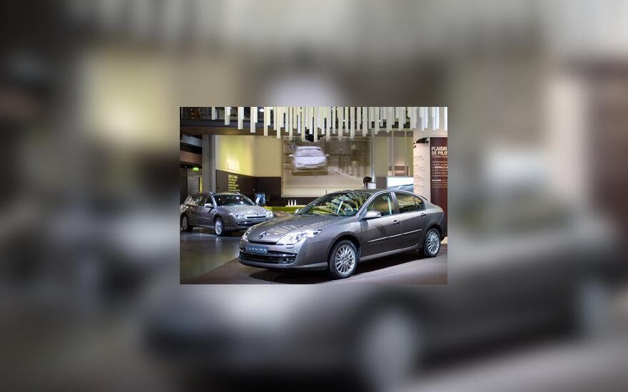 """""""Renault Laguna"""" automobiliai"""