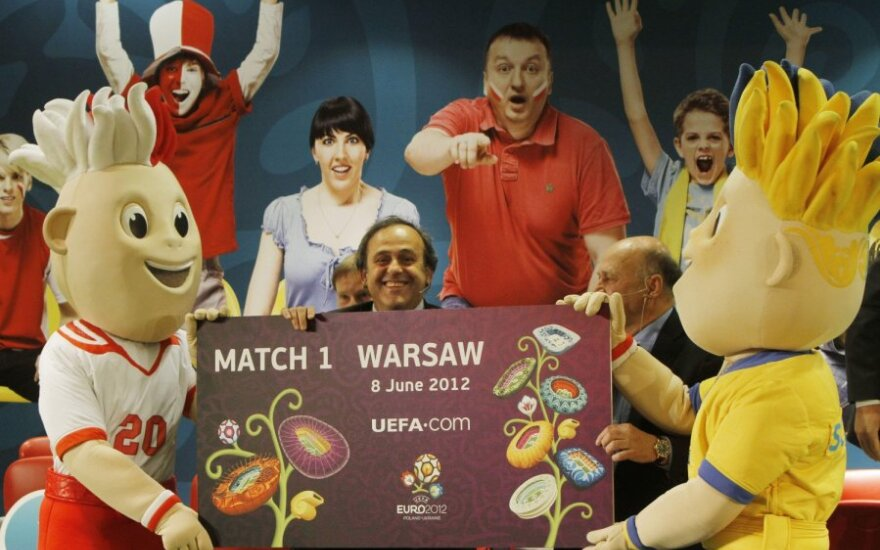 Британские власти решили бойкотировать Евро-2012