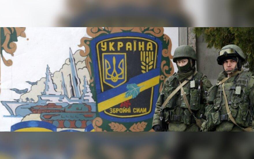 Лукас: кризис в Украине напоминает события в странах Балтии