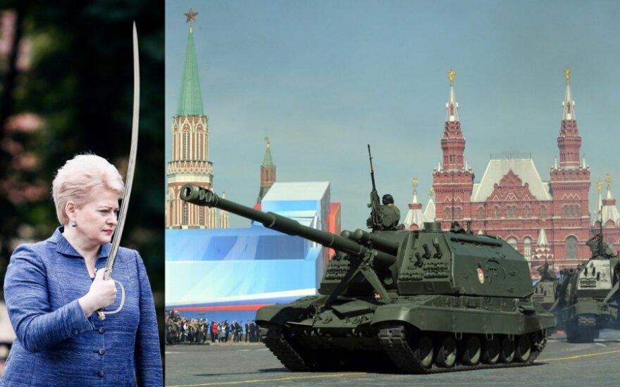 Президент Литвы: в связи с действиями России нужно готовить обращение в ВТО