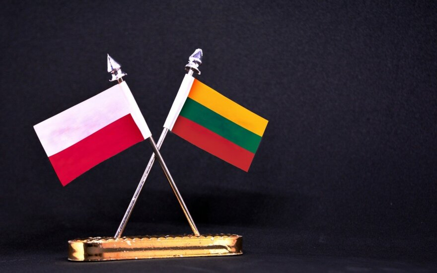 Poland and Lithuania
