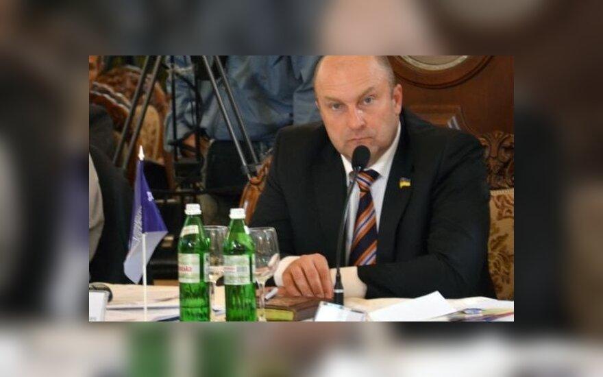 Мэр города в Луганской области Украины найден мертвым