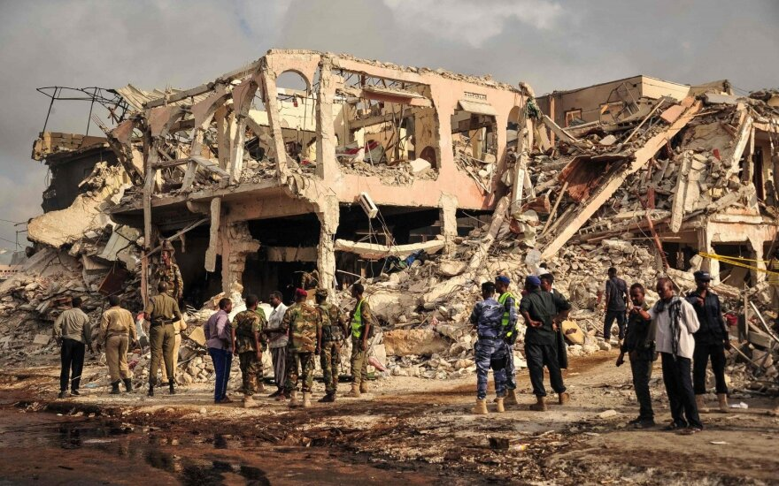 Взрыв в Могадишо: число жертв выросло до 276, сотни ранены