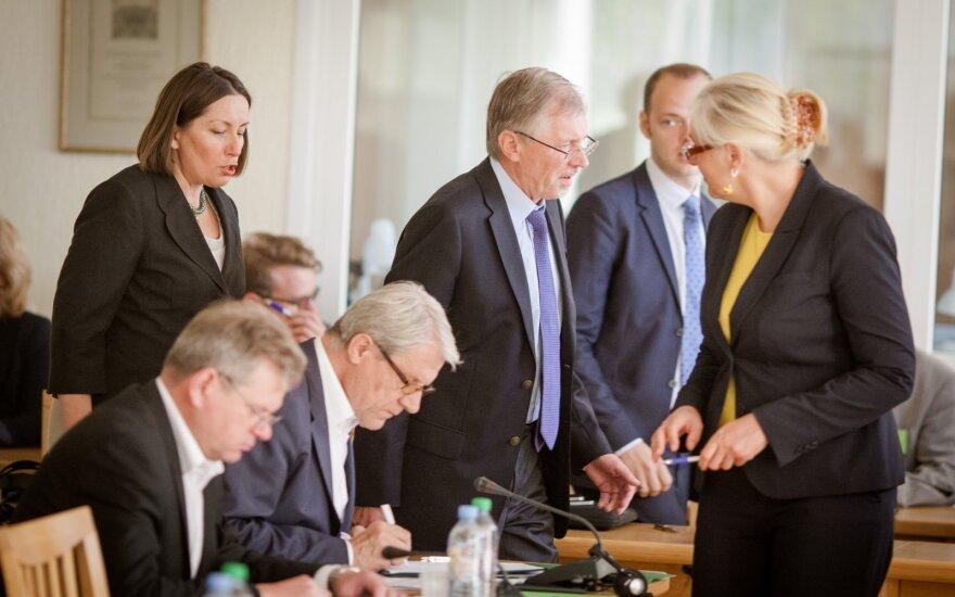 В парламентском комитете договорились о беженцах