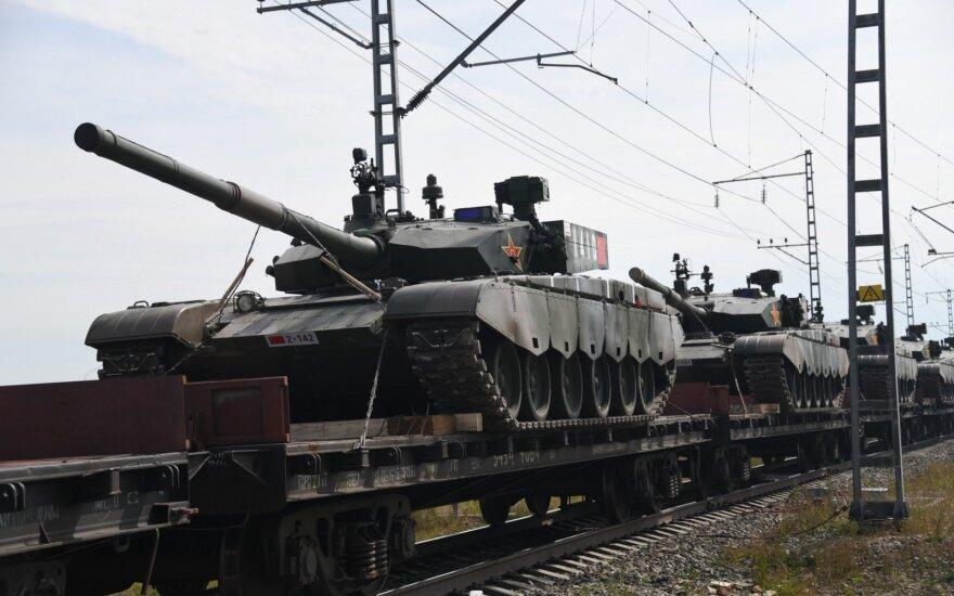 В России стартовали беспрецедентные учения. В НАТО их считают подготовкой к масштабному конфликту