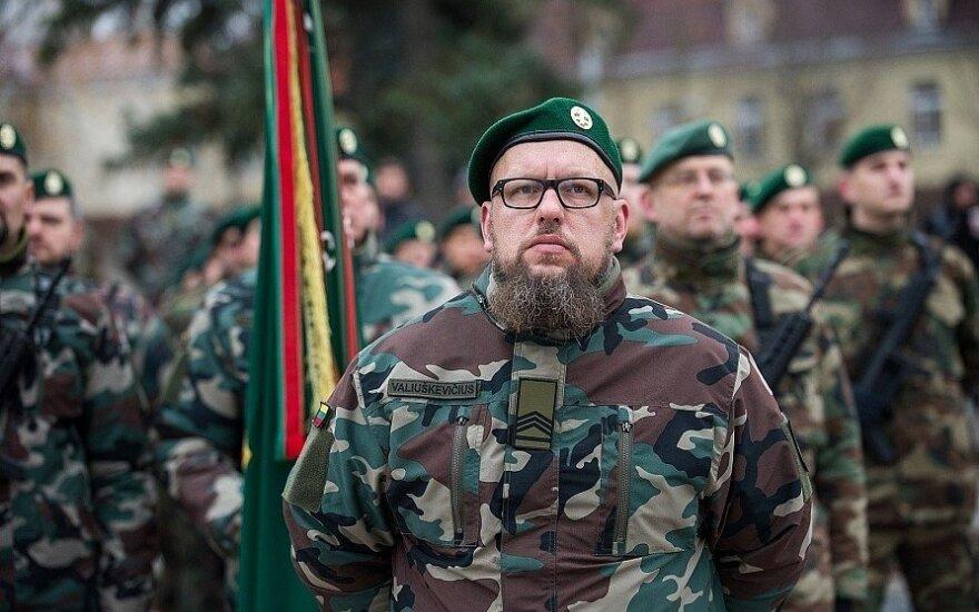 Уровень доверия граждан Литвы к армии - самый высокий за 13 лет