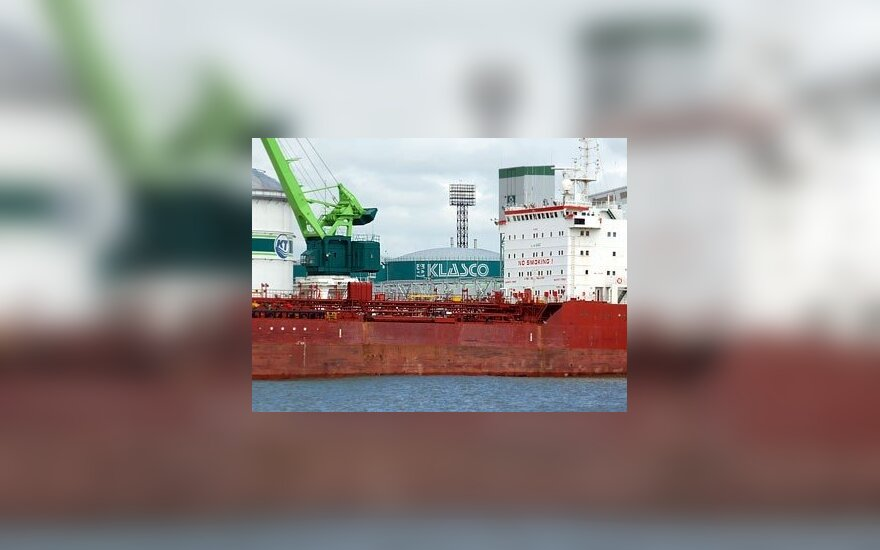 Klasco изделия российского металлургического холдинга загружает на суда Panamax