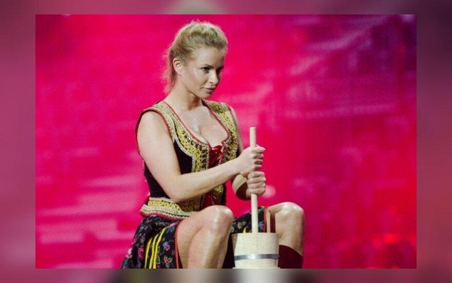 Ona poda wyniki Eurowizji