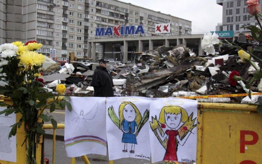Уже известны виновные в трагедии Maxima в Латвии