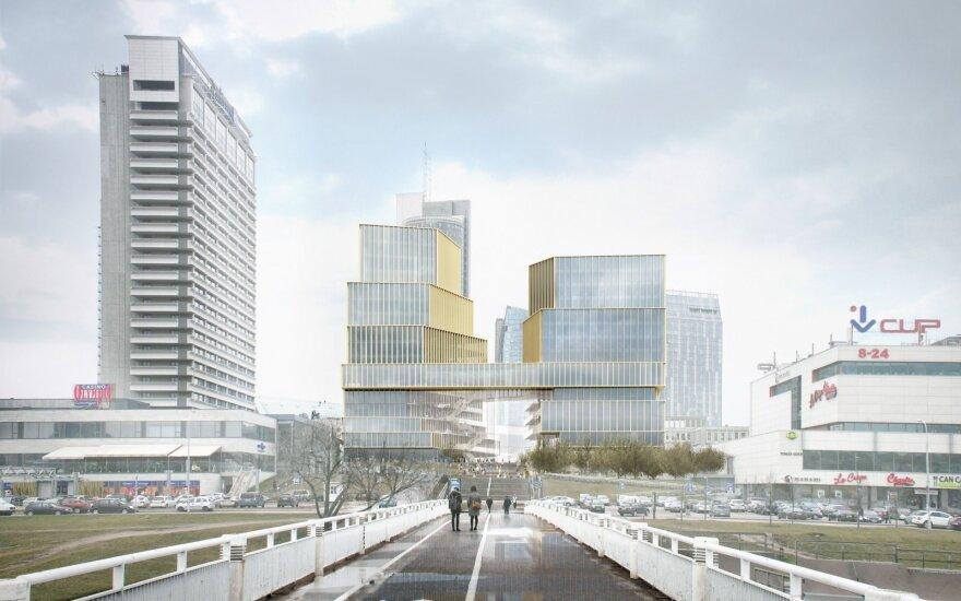 Звезды архитектуры советуют: что еще будет построено в Вильнюсе