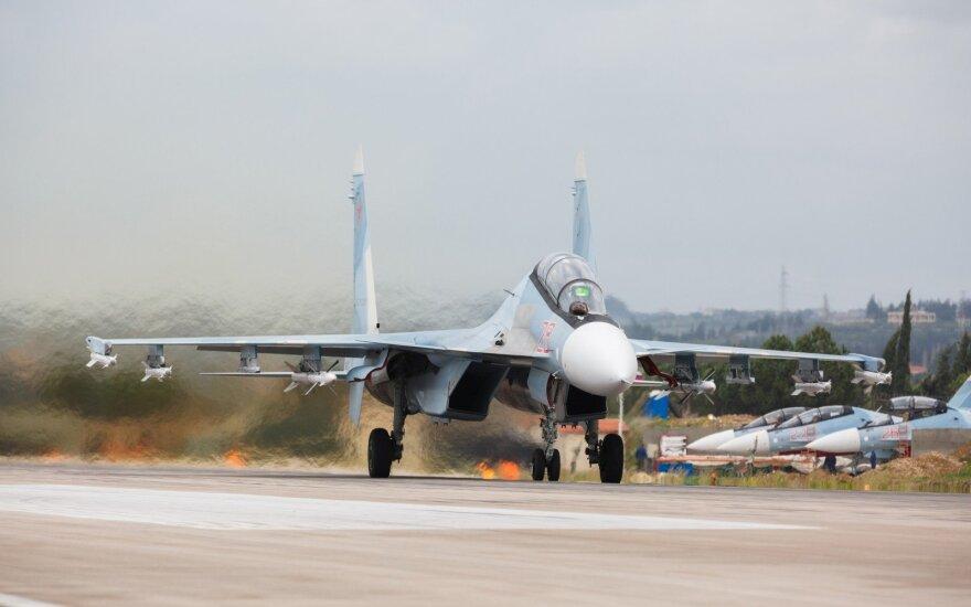 Stratfor: в Сирии разрушена одна из российских авиабаз