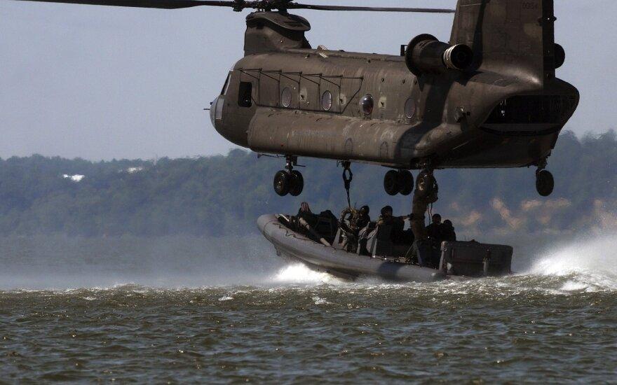 Литва подтвердила: в стране дислоцированы военные Сил спецопераций США