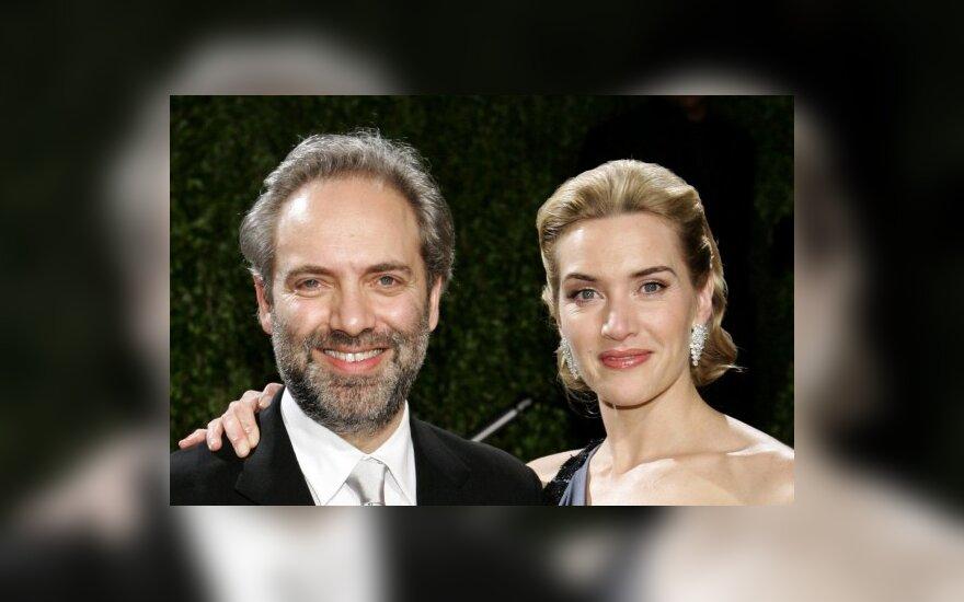 Кейт Уинслет развелась с мужем после 6 лет брака