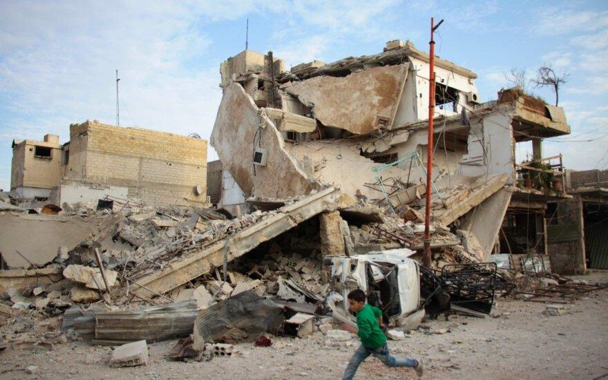 В Сирии впервые в этом году погибли солдаты коалиции во главе с США