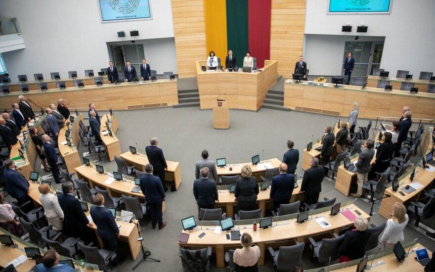 Сейм Литвы принял закон об обмене шпионами