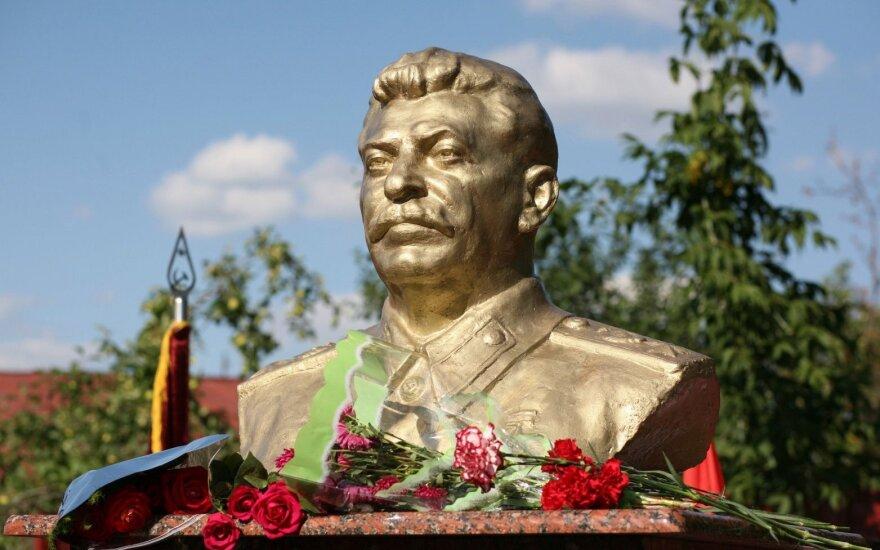 Josifo Stalino paminklas