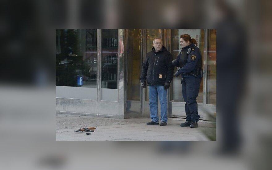 Ограбление ювелирки в Швеции: прохожие лезли под пули