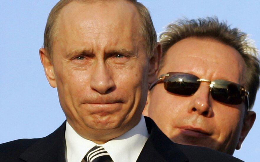 Vladimiras Putinas, Viktoras Zolotovas