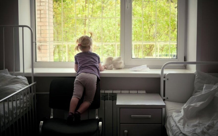 Воспитанница дома опеки осуждена за растление малолетних
