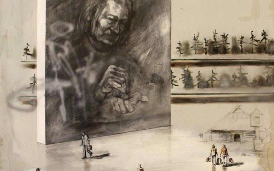 Предложен виртуальный тур по Музею Кристионаса Донелайтиса