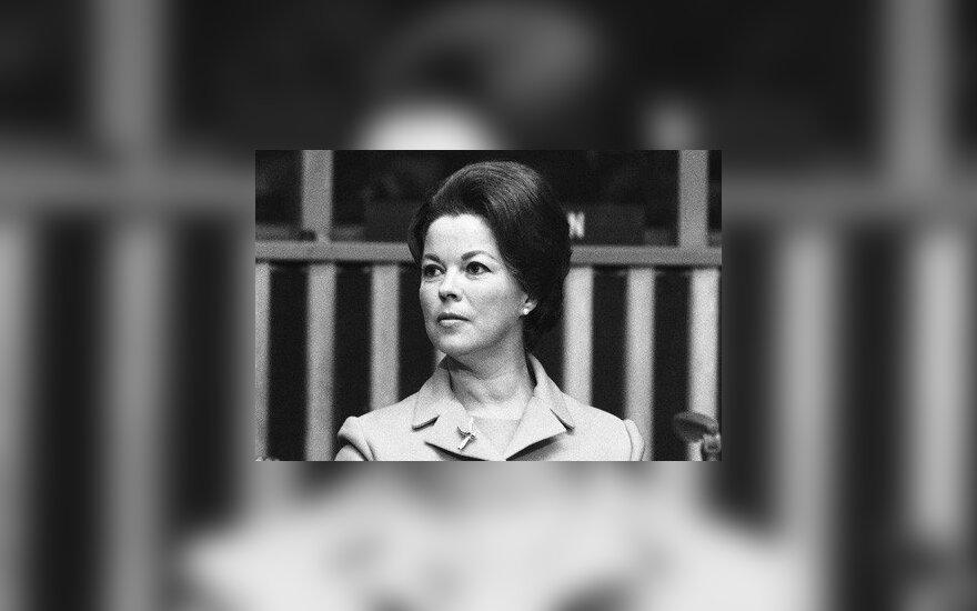 Умерла актриса Ширли Темпл