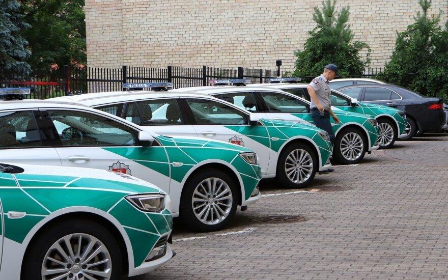 """Nauji policijos """"Opel Insignia"""""""