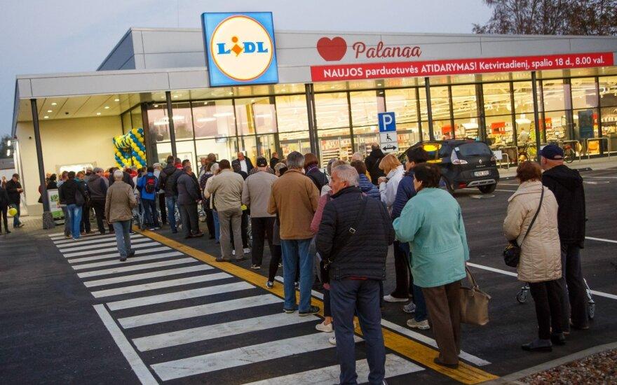 В Мариямполе откроется еще один магазин Lidl