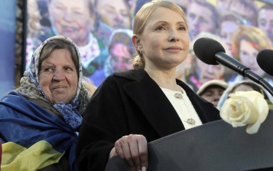 Тимошенко не снимется с выборов ни при каких обстоятельствах