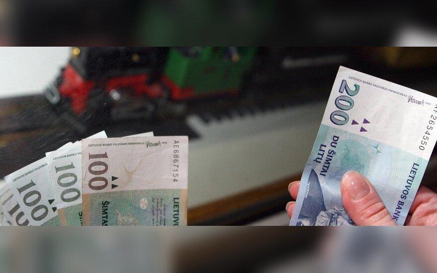 Литва – в хвосте стран Балтии по росту зарплат