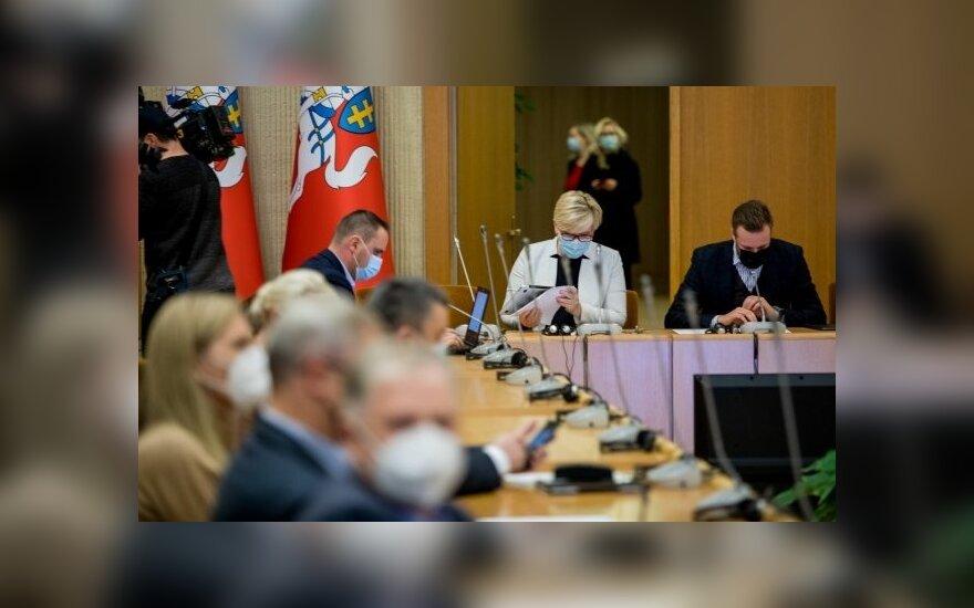 Ingrida Šimonytė, Gabrielius Landsbergis