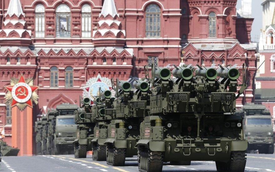 Прогноз литовских экспертов: Россия будет испытывать границы терпения Запада