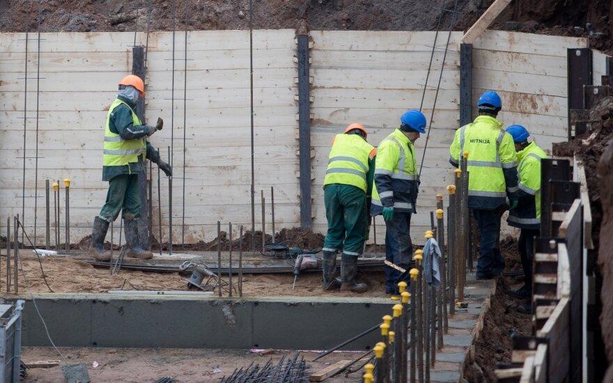 Прогноз: трудовая иммиграция в Литве продолжит расти