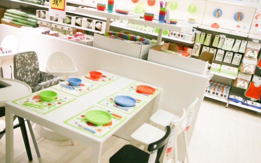 После открытия Ikea литовским мебельщикам придется уйти за границу