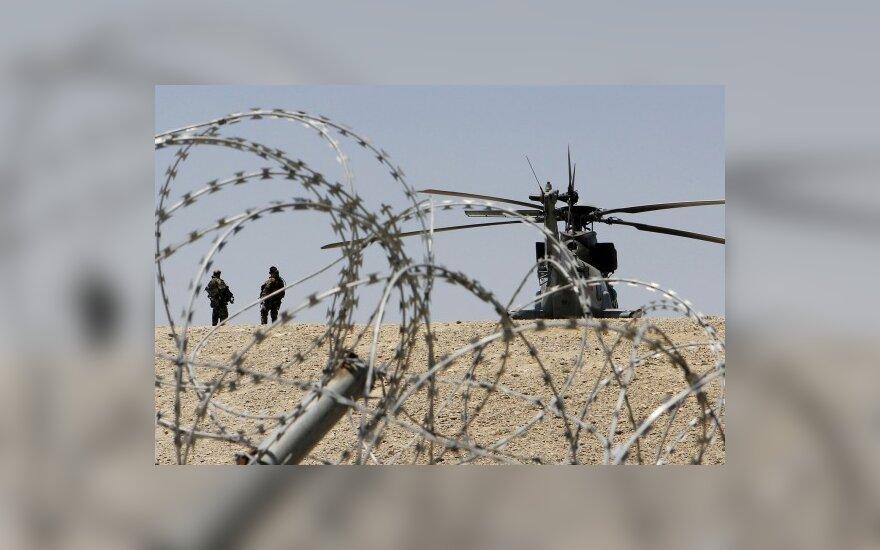 В Афганистане погибли военнослужащие НАТО