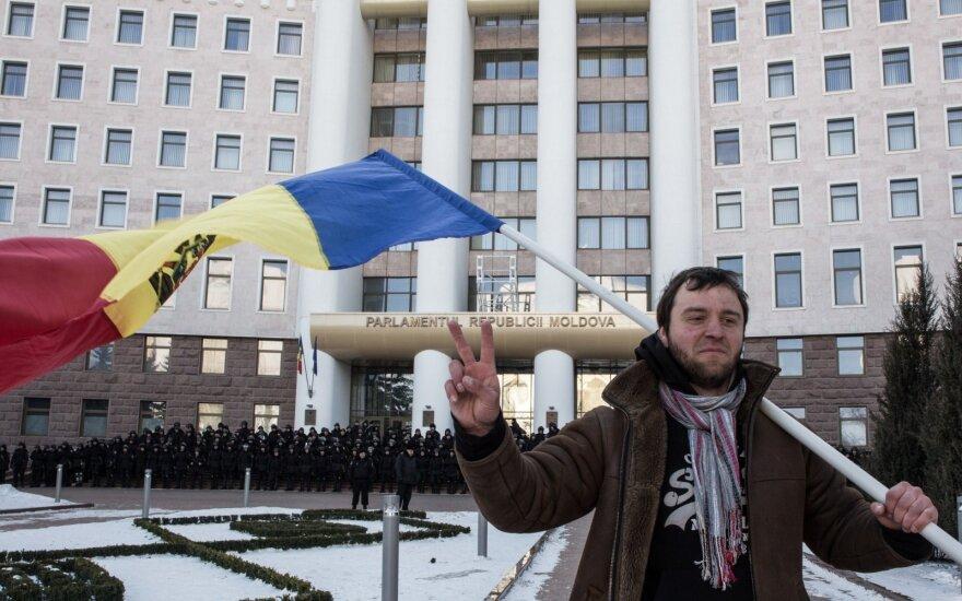 В Молдове отправлены в отставку две трети министров