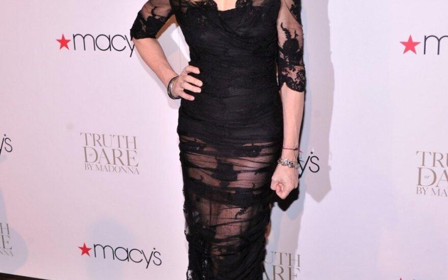 Madonna chciała zaśpiewać z Lady GaGą