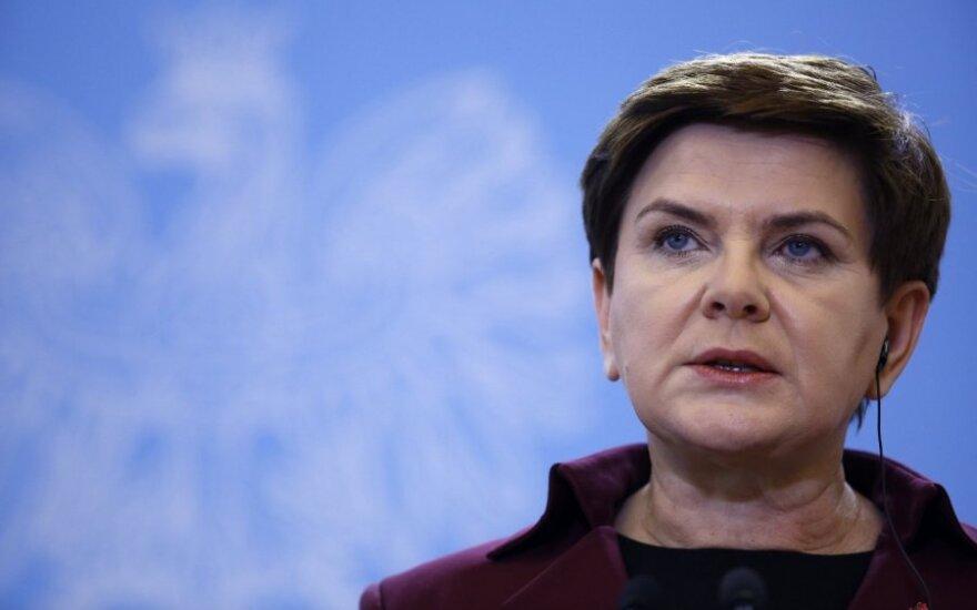Премьер Польши потребовала извинений от главы Европарламента