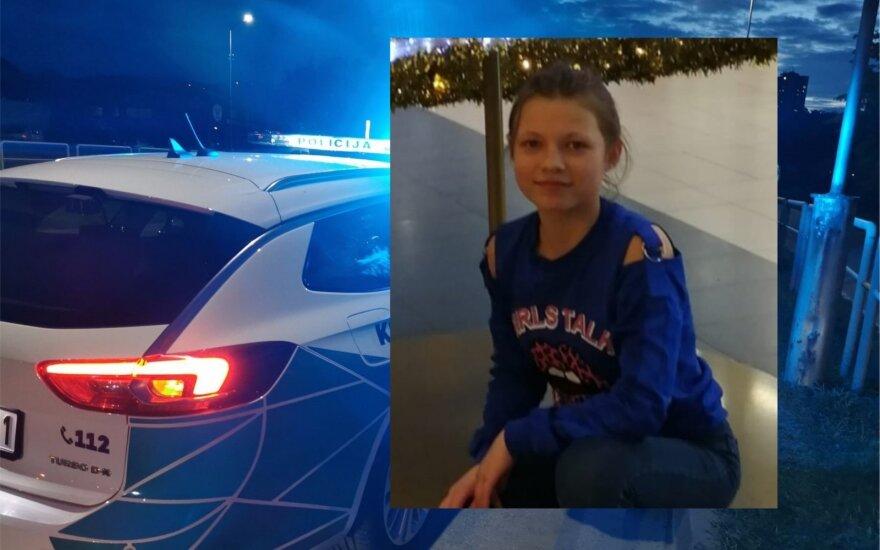 В Клайпеде пропала без вести 13-летняя девочка