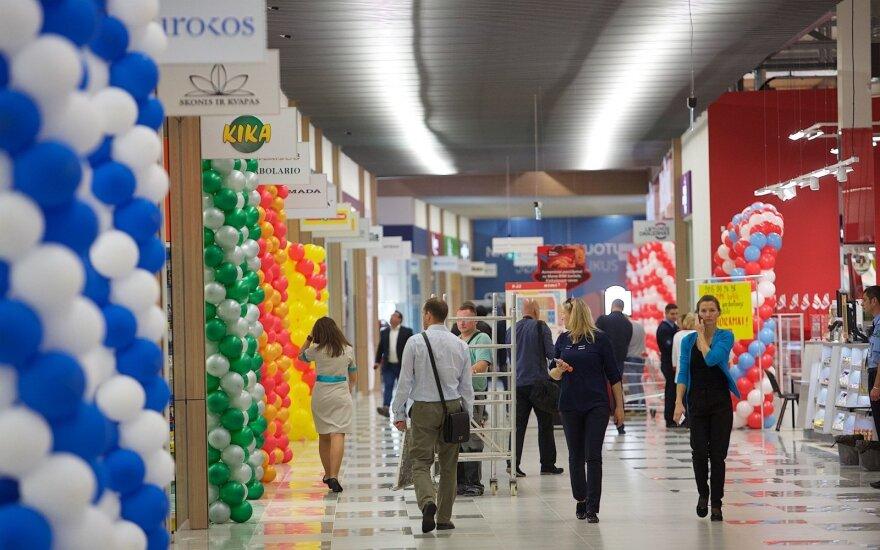 В Вильнюсе возле Ikea открывается новое торговое пространство