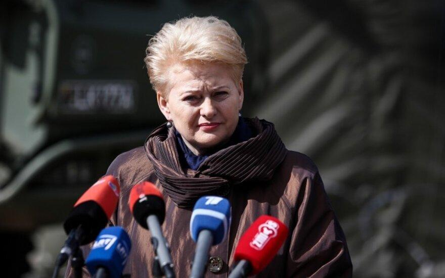 """Президент Литвы: переговоры с """"Газпромом"""" могут завершиться успехом"""