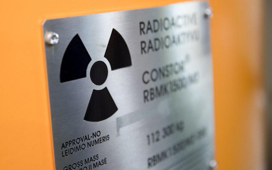 Laikinoji panaudoto branduolinio kuro saugykla B1