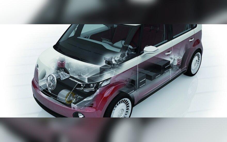 """Женева-2011: """"хиппи-бас"""" Volkswagen возвращается!"""