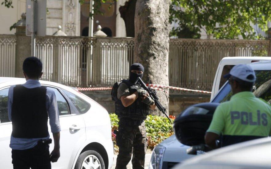 В Стамбуле прошла облава на ИГ: десятки иностранцев задержаны по делу о теракте в Анкаре