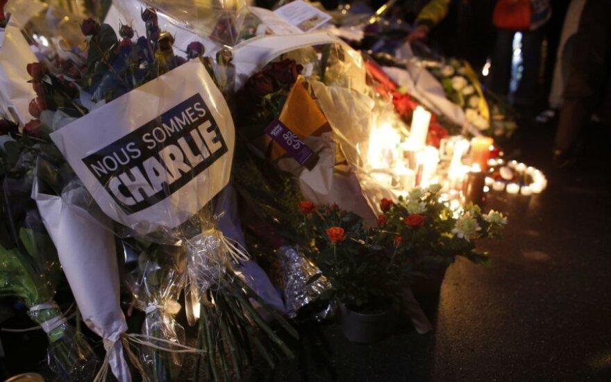 DELFI в Париже: настроения противоречивые, распространяется тэг JeSuisKouachi