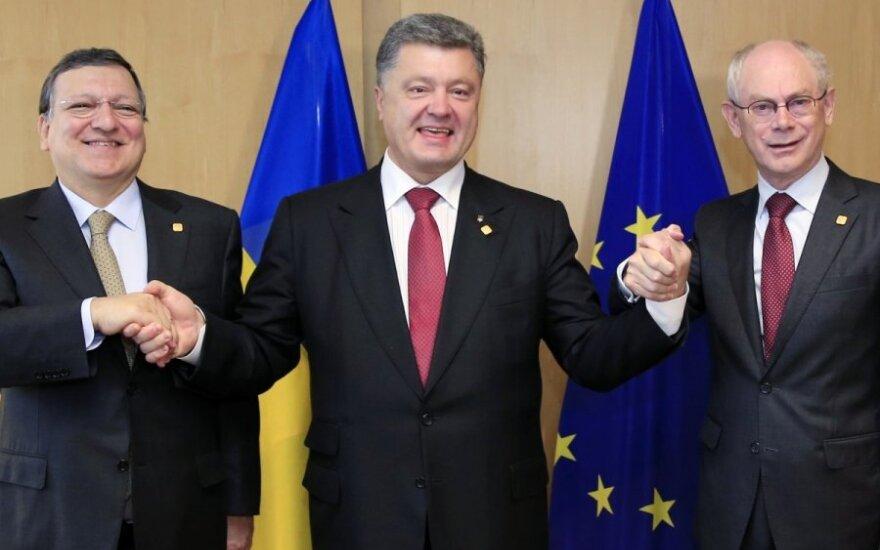 """В Евросоюзе поздравили Украину с """"хорошим выбором"""""""