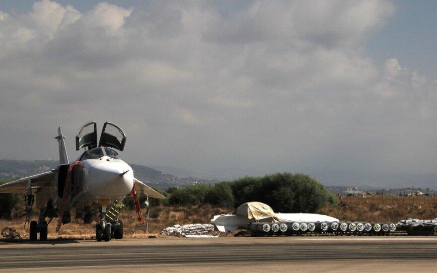 США и Россия близки к соглашению о безопасности полетов в Сирии